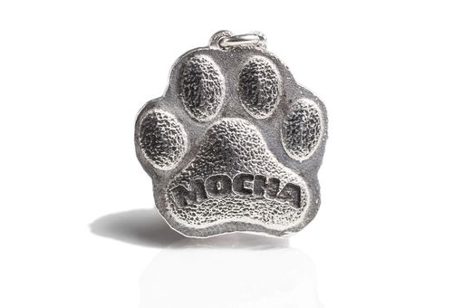 Custom Made Personalized Dog Charms