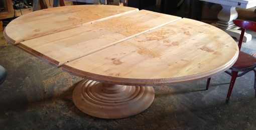 Custom Made New Haven Round Table