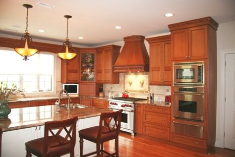 Custom Made Kitchen Range Hoods
