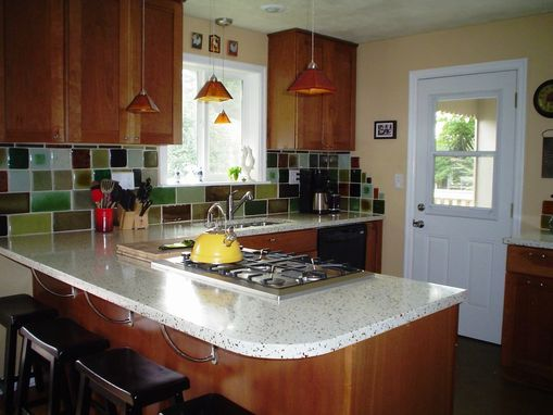 Custom Made R House Kitchen