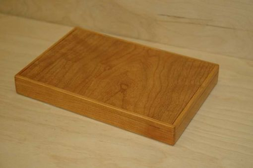 Custom Made Cherry Box For Paperback