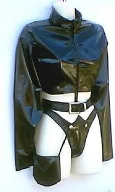 Custom Made Aeon Flux Costume