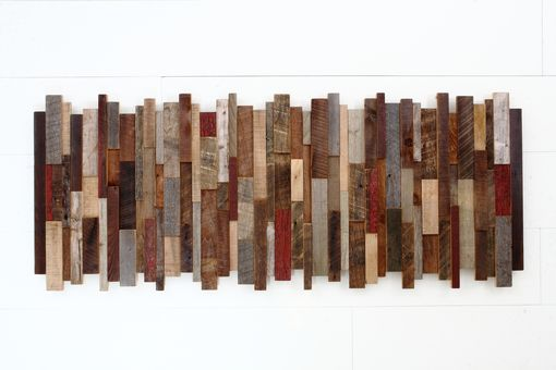 Custom Made Wood Wall Art 60