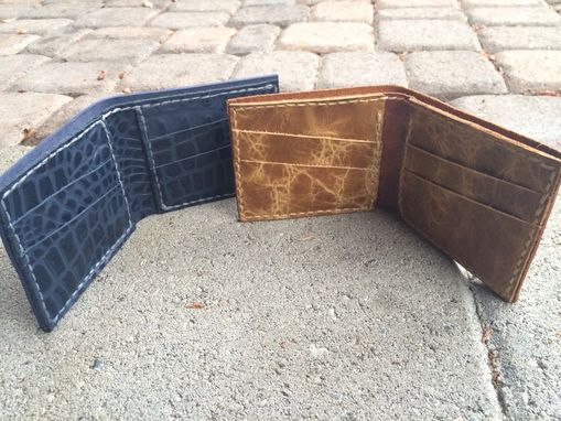 Custom Made Manly Man Wallet Classic Bifold