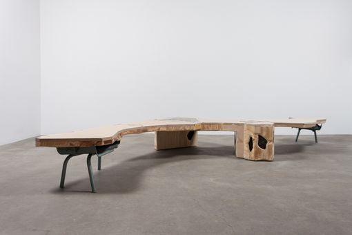 Custom Made Bench.  A Modest Enquiry Into The Nature Of Witchcraft