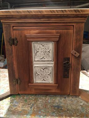 Custom Made Medicine Chest