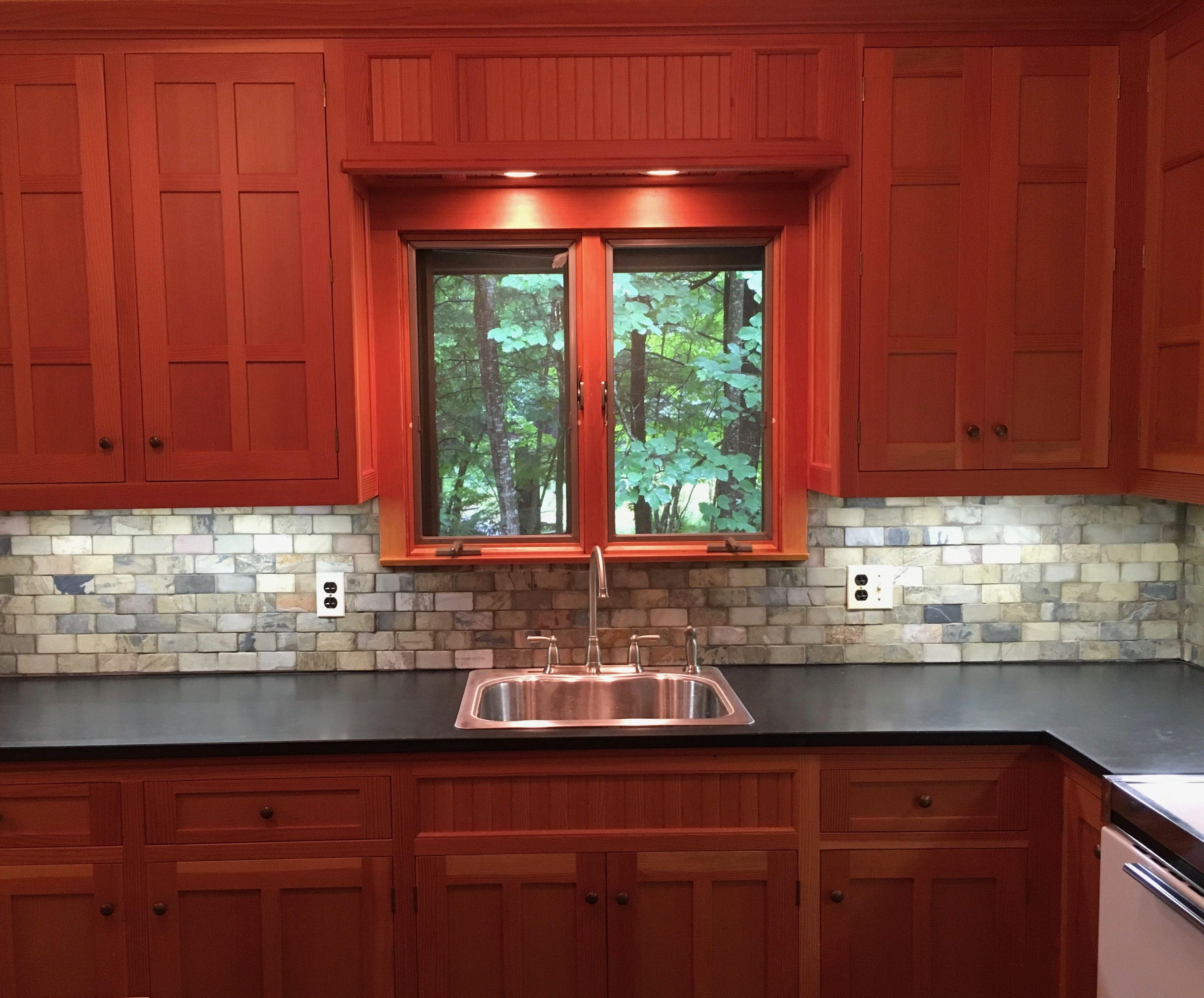 Handmade Custom Kitchen Cabinets By Neal Barrett Woodworking