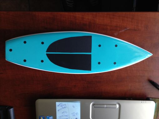 Custom Made Carrying Case For A Stand Up Paddle Board.