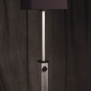 Custom Made Empire Floor Lamp