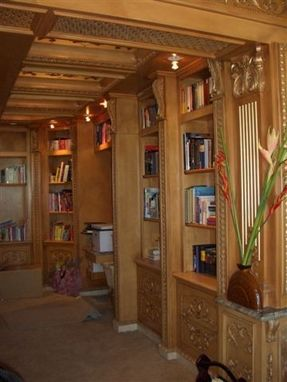 Custom Made Las Vegas Library
