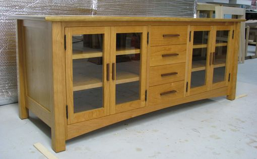 Custom Made Tv Cabinet