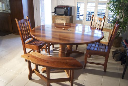 Mid Century Dining Chairs Leather
