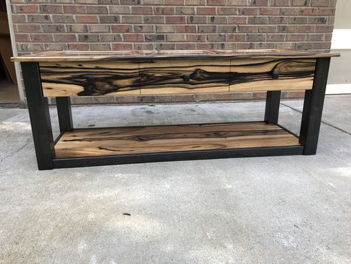 Custom Made Coffee Table Humidor