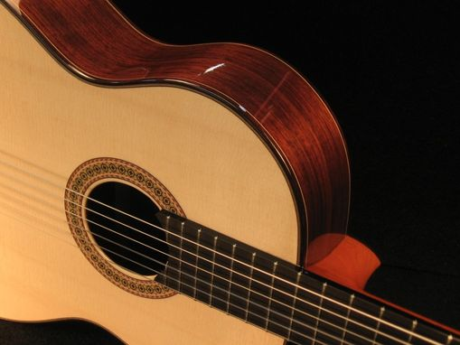 Custom Made Standard Concert Model (Spruce / Indian Rosewood)