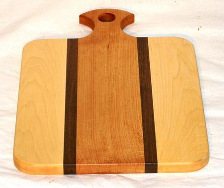 Custom Made Cutting Boards And Lazy Susans