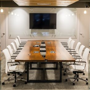 office conference table design. Live Edge Conference Table Office Design
