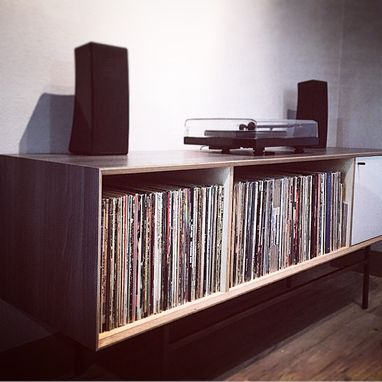 Custom Made Lp Console