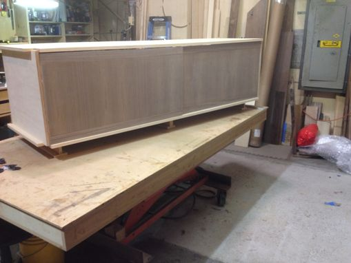 Custom Made I'D Like A Window Seat Built In My Living Room