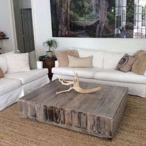 living room coffee table set. Square Reclaimed Coffee Table by Tim Sway Custom Tables  Handmade Wood CustomMade com