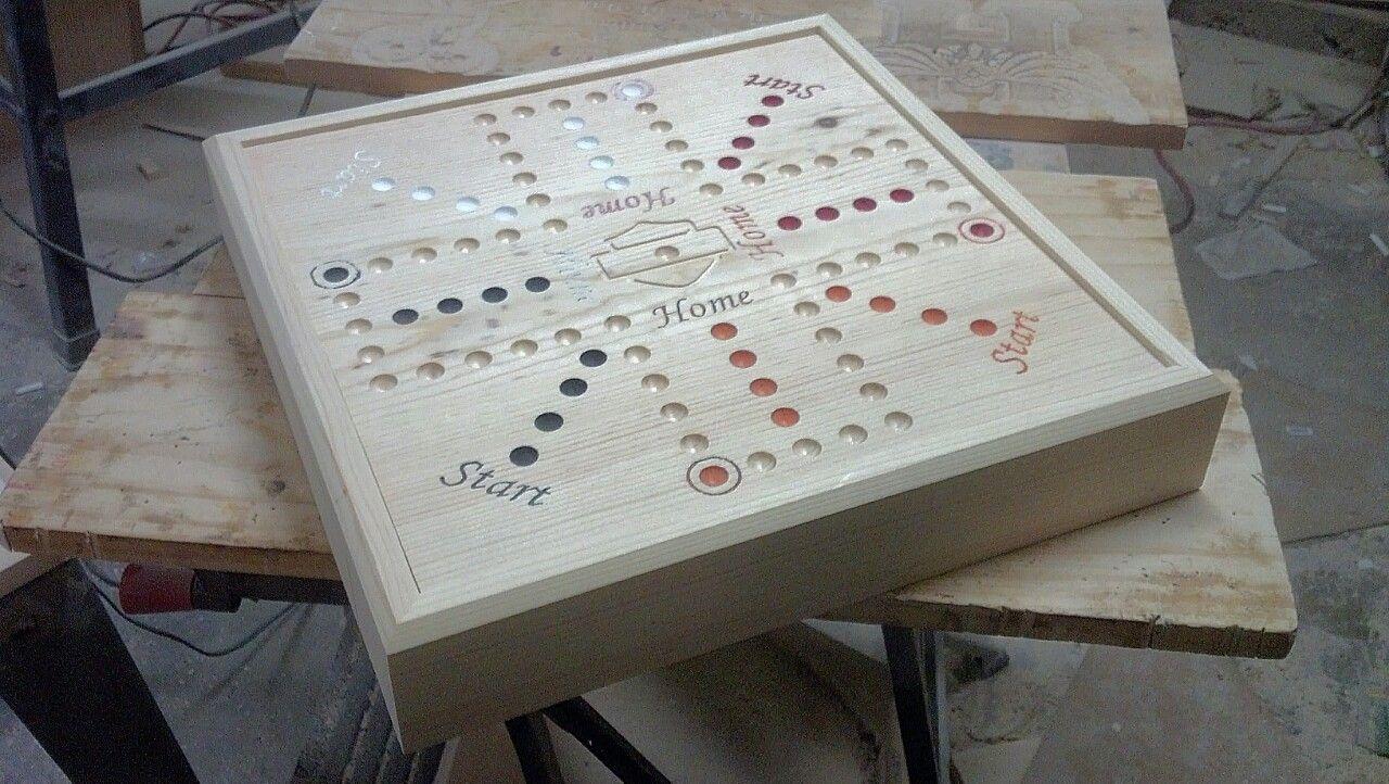 Custom Made Marble Board