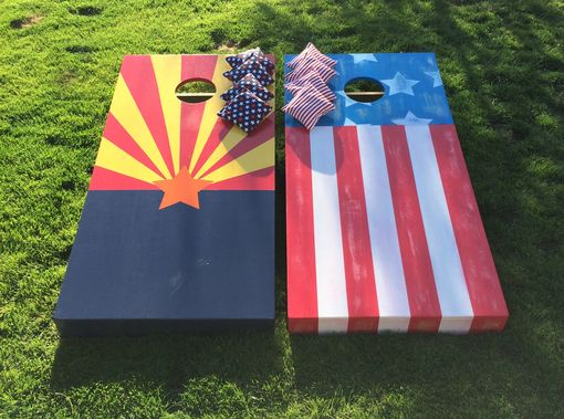 Custom Made Custom Cornhole Boards And Accessories
