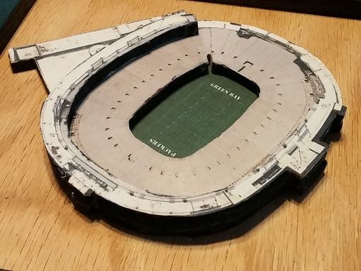 Custom Made Any Stadium Of Your Choice