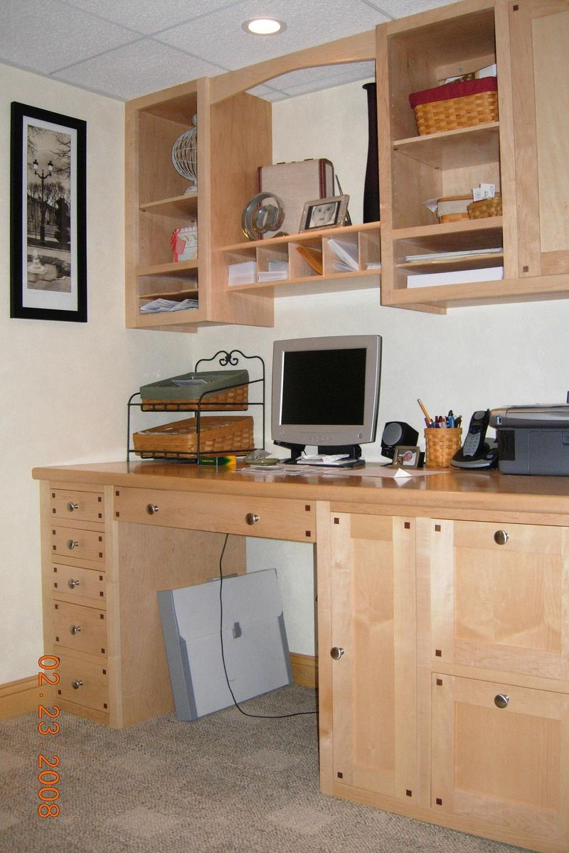 Farmhouse Office Desk