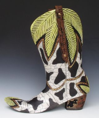 Custom Made Florida Cowboy Boot