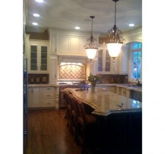 Custom Made Custom Kitchen Naperville Illinois