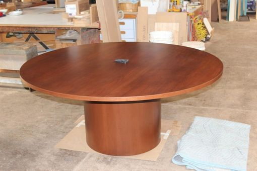 Custom Made Custom Circle Table