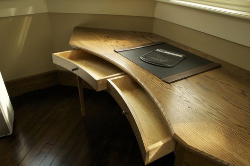 Custom Made Turret Desk