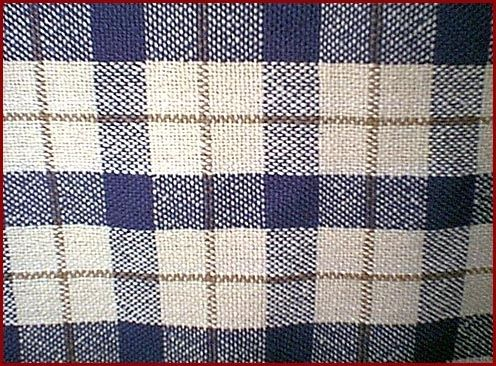 Custom Made Custom Woven Fabric For Curtains Of Table Linen Or Upholstery