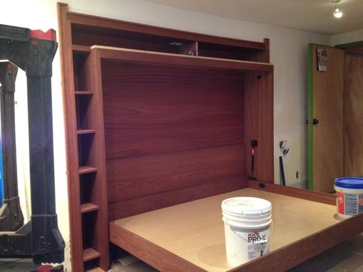 Custom Made Mahagony Murphy Bed