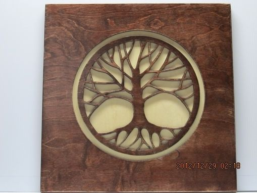 Custom Made Tree Of Life, Wallhanging