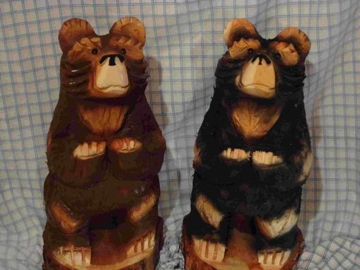 Custom Made Welcome Bears
