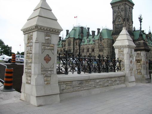 Custom Made 111 Wellington St. Parliament Hill, Government Of Canada, Ottawa