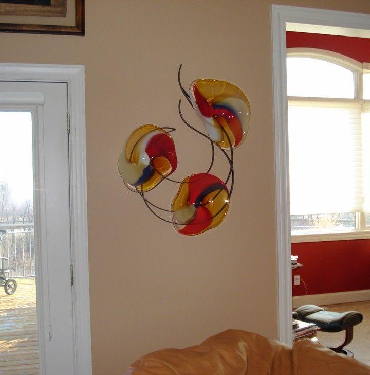 Custom Made N Gl And Metal Wall Art By Bonnie M Hinz