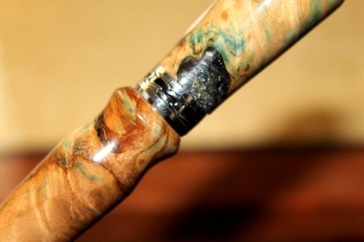 Custom Made Sedona Roller Ball Pen Maple Burl