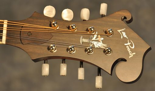 Custom Made F Style Mandolin No 3