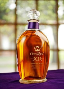 Custom Made Crown Royal Xr  Commissioned By Diageo For Hrh Queen Elizabeth