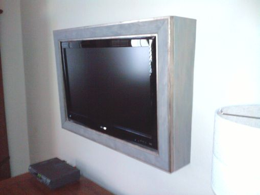 Custom Made Tv Frame