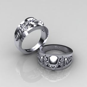 Handmade Wedding Rings | CustomMade.com