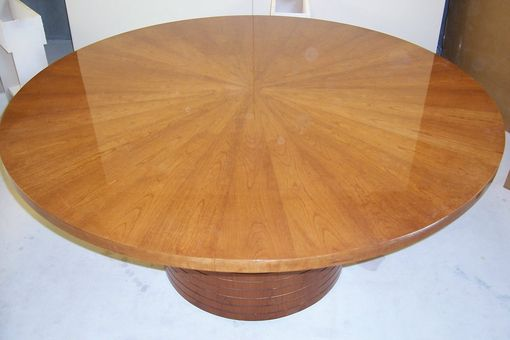 Custom Made Cherry Breakfast Table