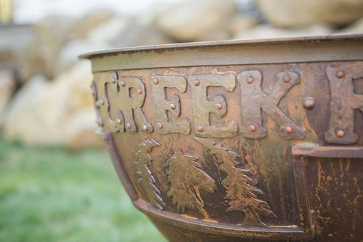 Custom Made Legacy Fire Pit
