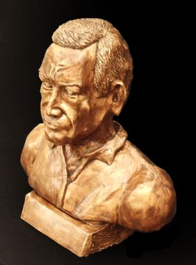 Custom Made Grandfather Bust
