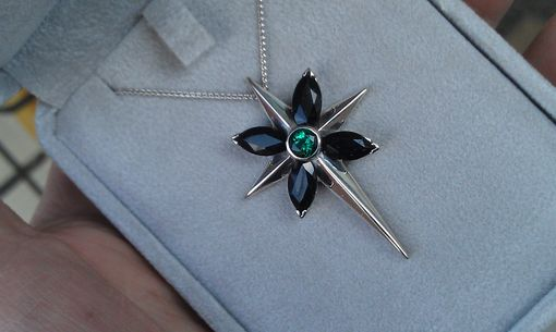 Custom Made Custom Made Star Pendant