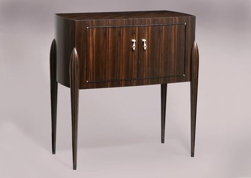 Custom Made Ebony Sideboard