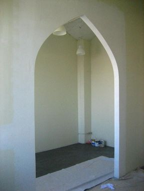 Custom Made Bishop Arch