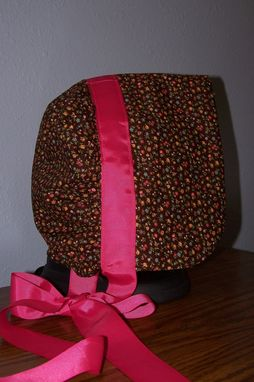 Custom Made Prairie Bonnet
