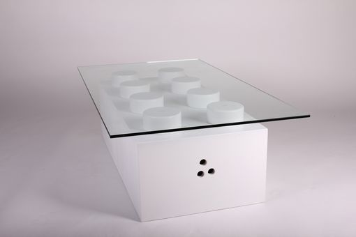 Custom Made Ogel Coffee Table